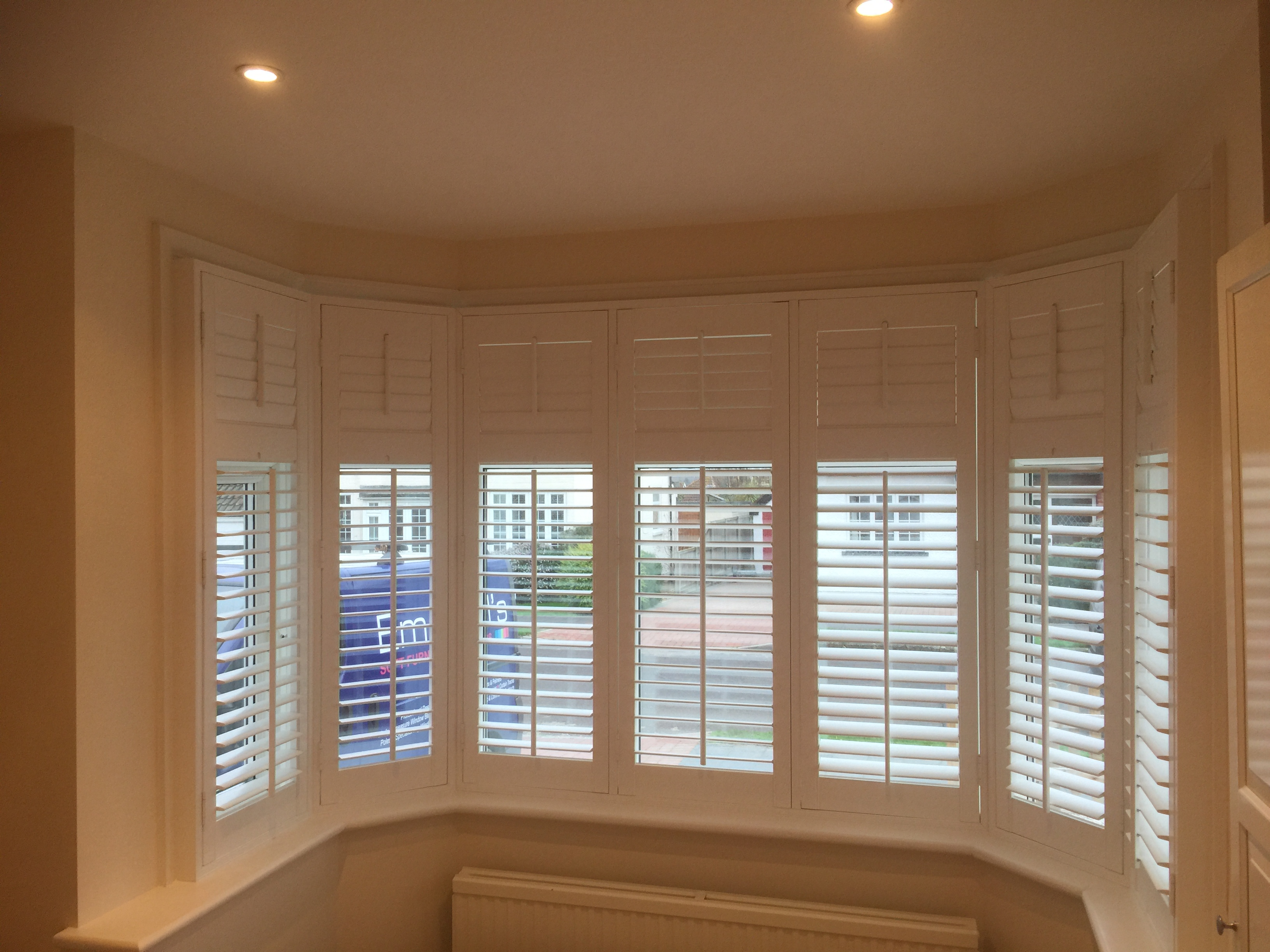 Shutters made in the UK