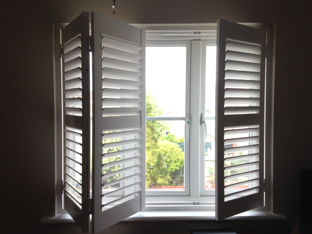 Bass wood shutters | Authentic timber plantation shutters